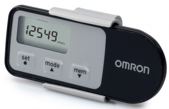 Шагомер Omron Walking Style one 2.1 (HJ-321-E)